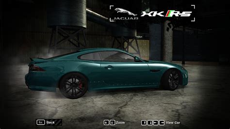 Need For Speed Most Wanted Jaguar XKR-S | NFSCars
