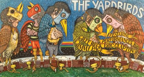 """Lot Detail - """"The Yardbirds Featuring Performances by Jeff"""