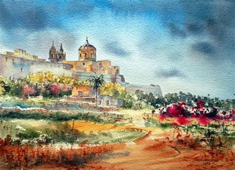 9 stunning paintings of Malta you'll want in your home