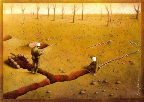 The Satirical art of Modern Society by Paul Kuczynski
