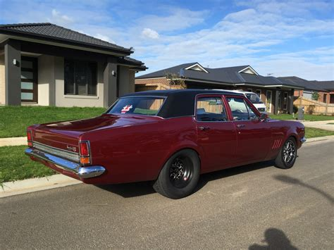 1970 Holden HG Brougham - Kaneo11 - Shannons Club