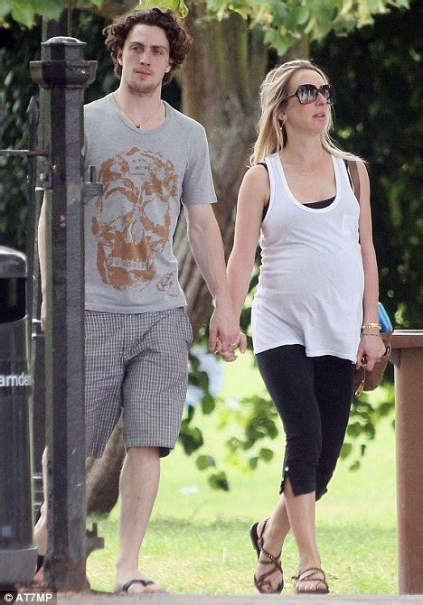 Sam Taylor-Wood and Aaron Johnson become the proud parents