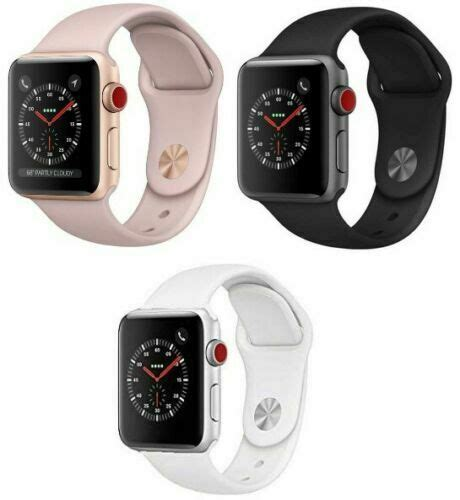 Apple Watch Series 3 - 38MM / 42MM GPS / Cellular - All