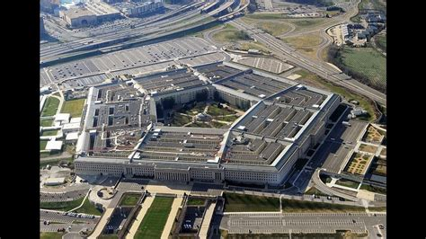 Top Ten Interesting Facts About the Pentagon - YouTube