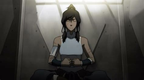 "Legend of Korra Season 1 Episode 9 Review-""Out of the Past"