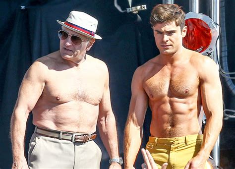 Robert De Niro & Zac Efron Take On Spring Break In 'Dirty