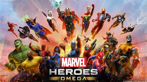 People of Earth - Marvel Heroes Omega's launch trailer is