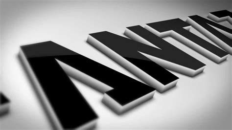 Elegant 3D Logo After Effects Template - YouTube