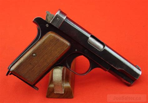 Hungarian Pistol 1929 1st Year Production