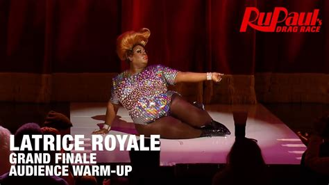 Latrice Royale Audience Warmup Grand Finale - 12 Days of