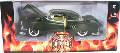 1954 Chevy Coupe - Primer Green - Jesse James West Coast