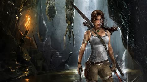 Lara Croft Reborn Wallpapers | HD Wallpapers | ID #10239