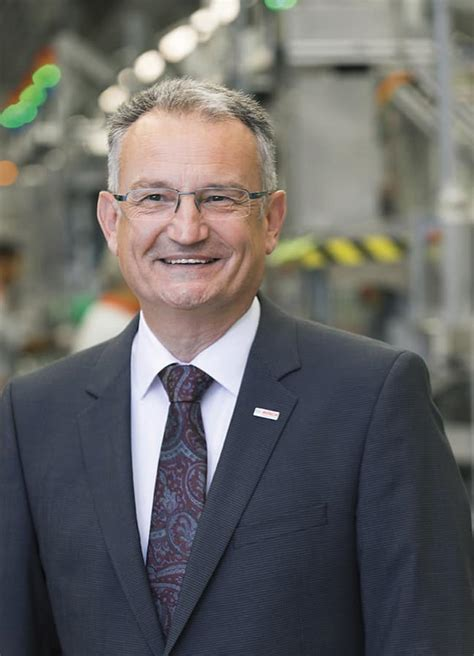 Bosch board member Werner Struth | The Engineer The Engineer