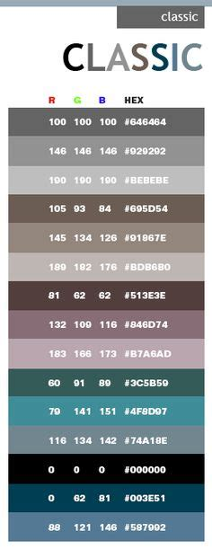 beige tones in hex and rgb   For the Home   Pinterest