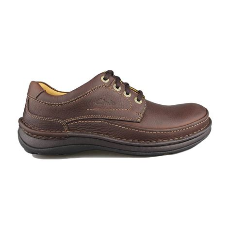 Clarks Nature Three Men's Casual Shoes In Brown for Men - Lyst