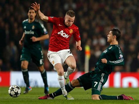 Manchester United-Real Madrid - NSO