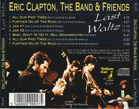 The Last Waltz Outtakes