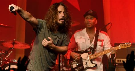 Watch Audioslave Reunite at Los Angeles' Anti-Inaugural
