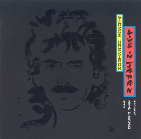 Live in Japan - George Harrison   Songs, Reviews, Credits