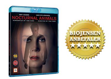 Nocturnal Animals blu-ray anmeldelse