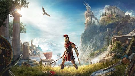 Assassin's Creed Odyssey 4K 8K Wallpapers | HD Wallpapers