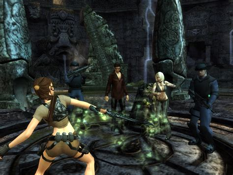 Lara Croft Tomb Raider: Legend (GCN / GameCube) Game