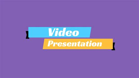 Make a Stunning Video Presentation Online - Free Software!