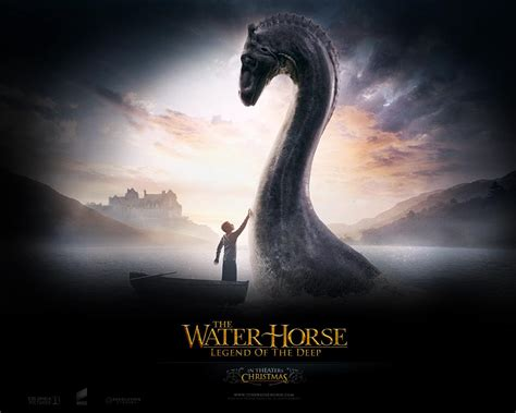 The Water Horse: Legend of the Deep Wallpapers | Movie