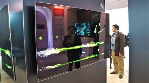 LG's 55-inch OLED TV Priced At $8000, Launching In May