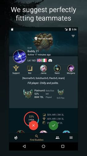GameBuddy for League for Android - APK Download