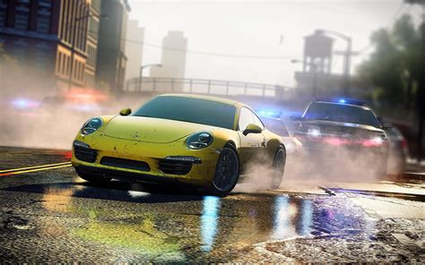 Need For Speed: Most Wanted (2012 Video Game), Porsche 911