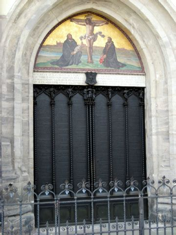 Travel Luther's life through these German destinations