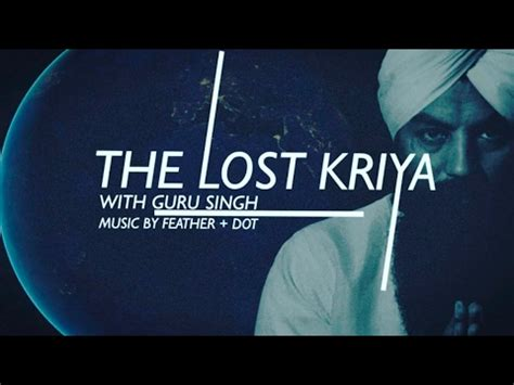 The Lost Kriya of Yogi Bhajan - YouTube