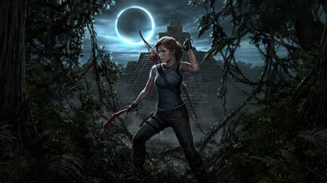 Shadow of the Tomb Raider Lara Croft Wallpapers | HD