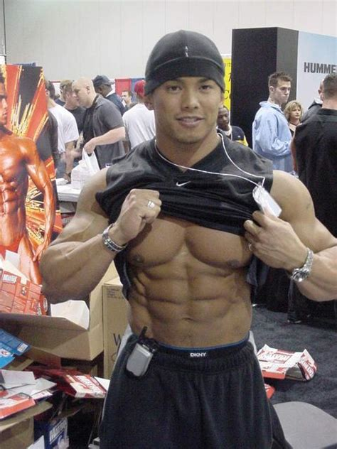 Muscle gallery: Stan Mcquay Japan bodybuilder